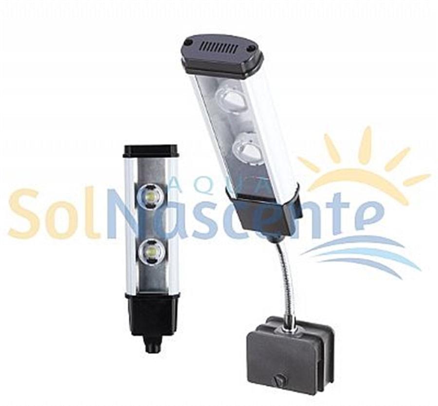 Boyu Luminária de Led Focal CL-L02 2,2w Alta Potência Bivolt