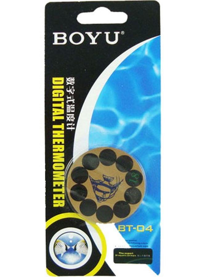 Boyu Termômetro Digital Adesivo Redondo BT-04