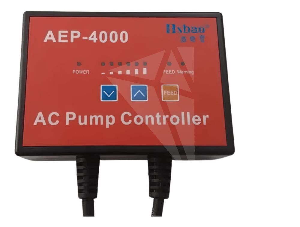 Controle Para Bomba Aep 12000