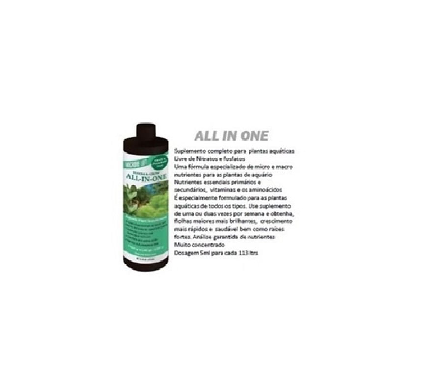 Ecological Microbe Lift All in one 473ml (plantado)