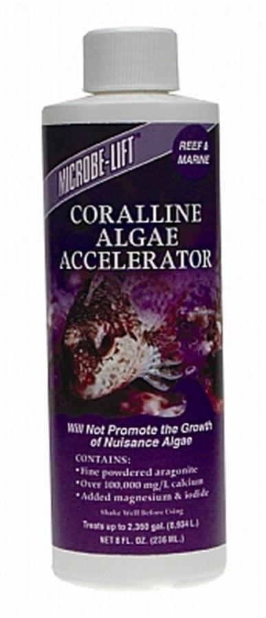 Ecological Microbe Lift Coralline Algae Acellerator 236ml