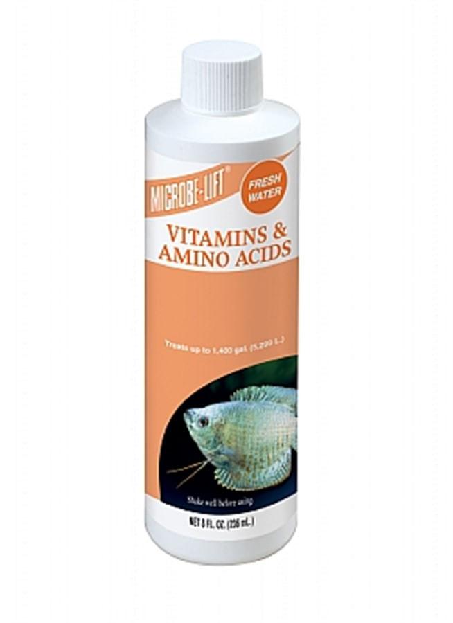 Ecological Microbe Lift Freshwater Vitamins & Amino Acids 118ml