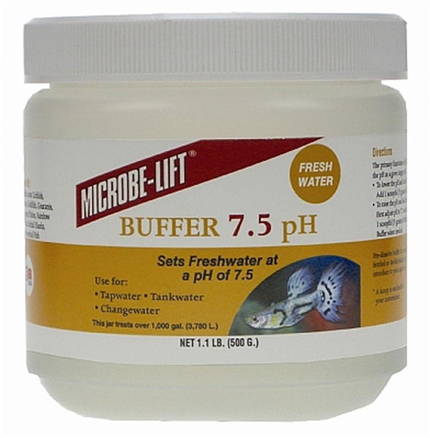Ecological Microbe Lift PH Buffer 7,5 500g
