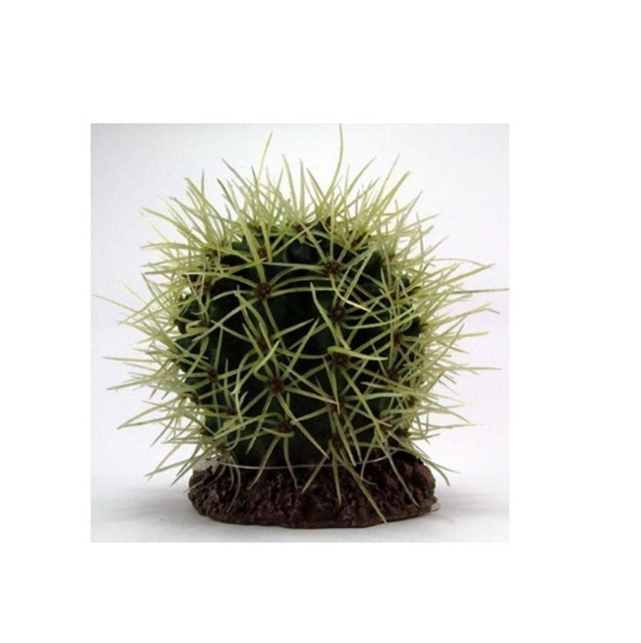 Enfeite de resina soma planta cactus 106