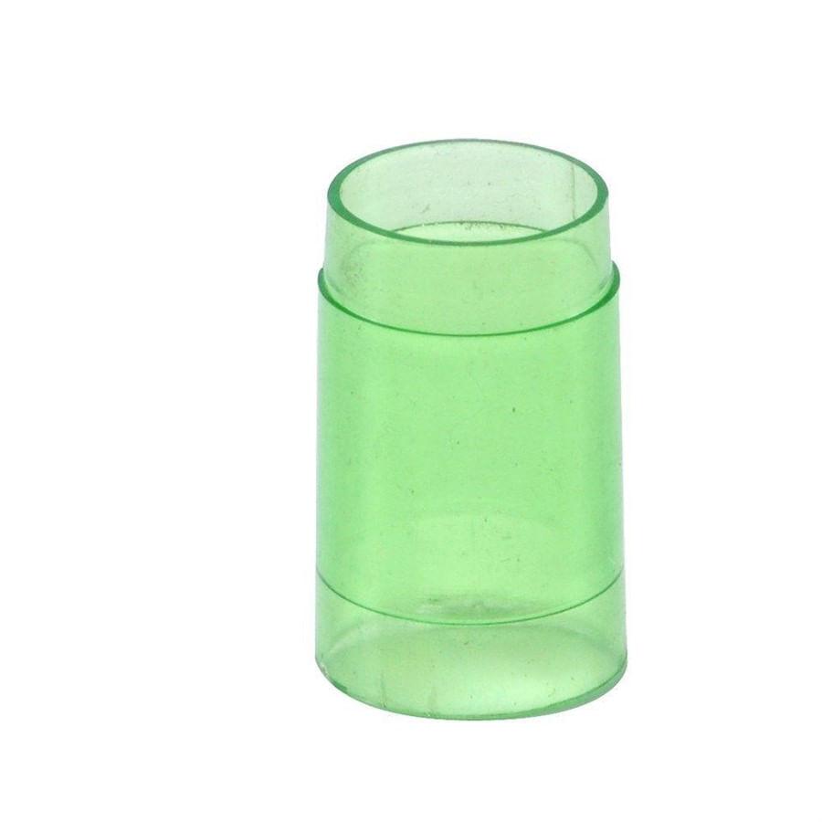 Equipaquarium 1/2 Tubo Cristal Esverdeado