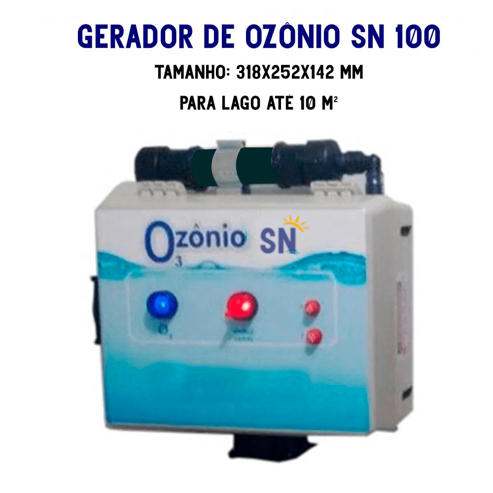 Gerador de Ozônio SN-100