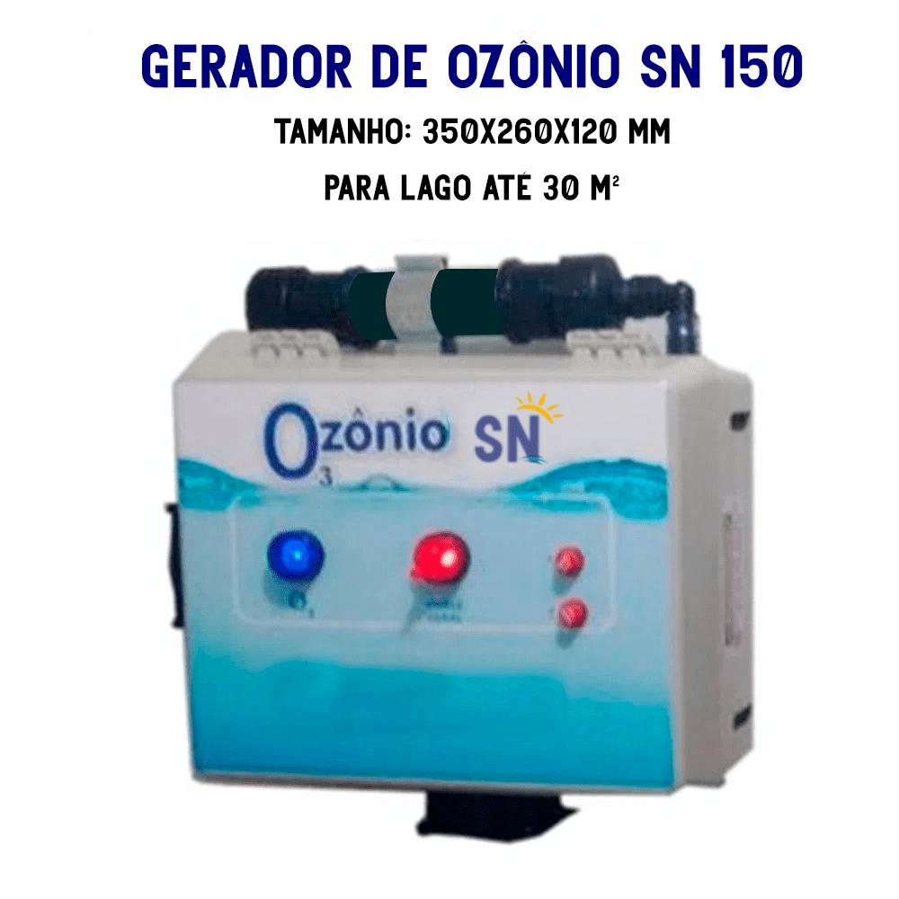 Gerador de Ozônio  SN-150