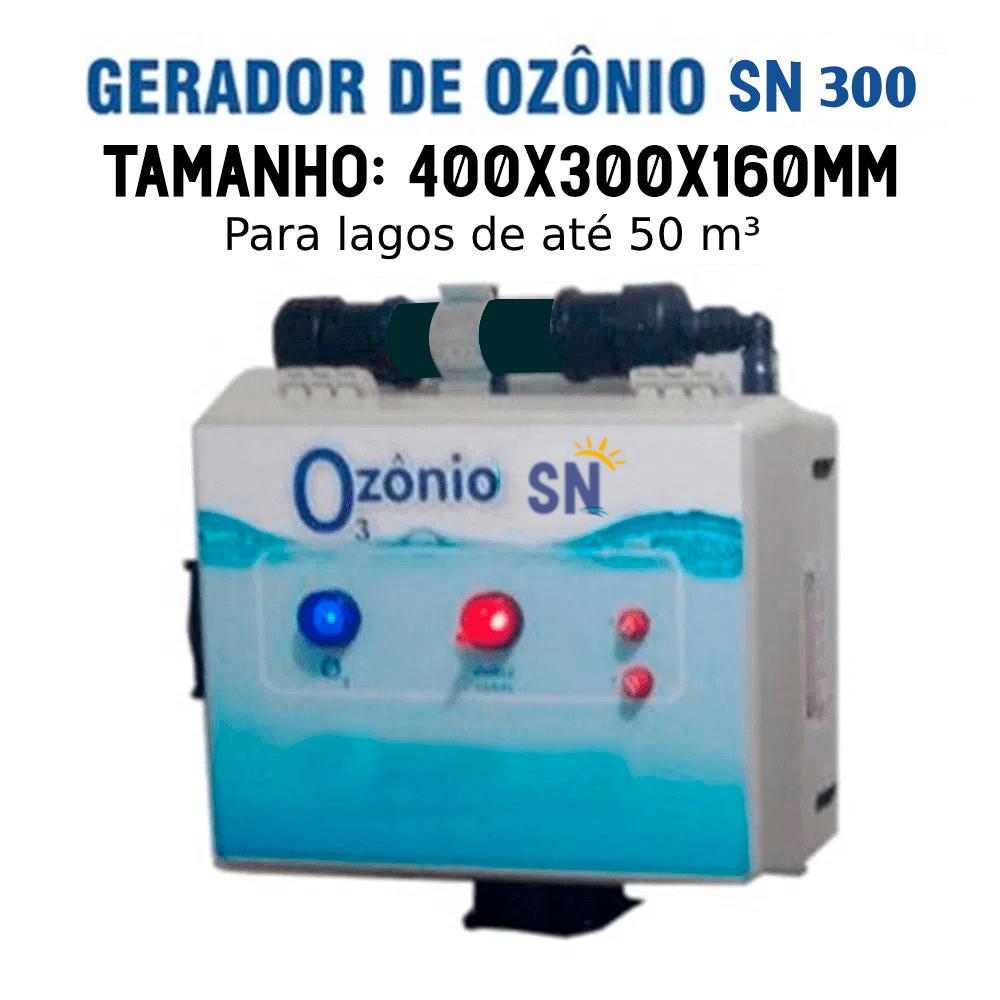Gerador de Ozônio SN-300