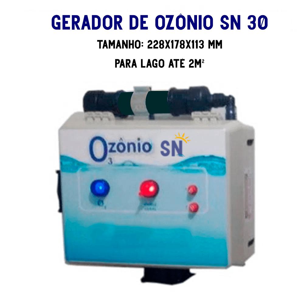 Gerador de Ozônio SN-30