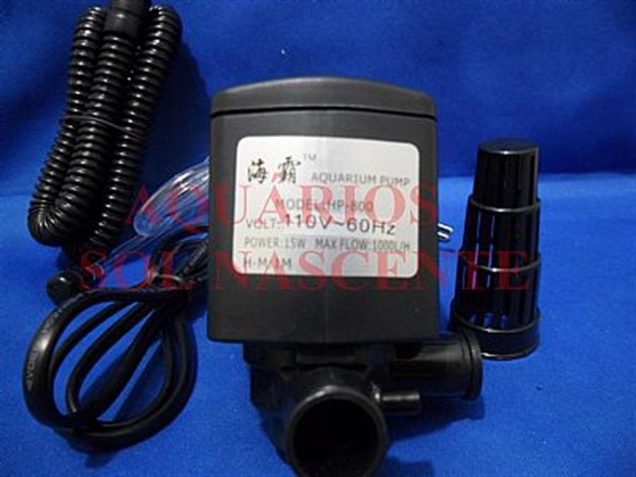 HOPAR BOMBA SUB.1000L/H HP-800 110V