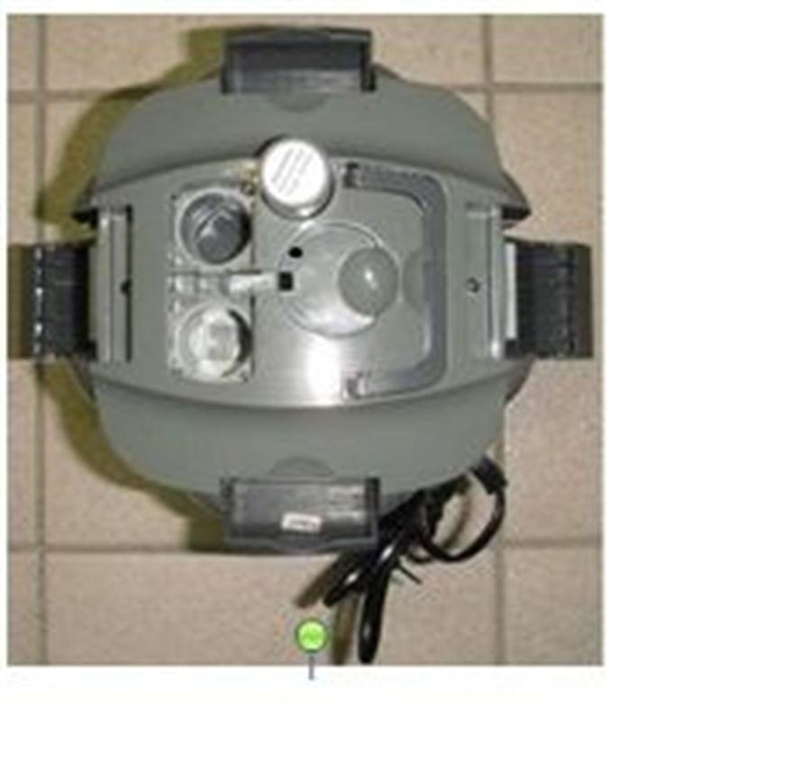 HOPAR CANISTER KF-2208 800 L/H - 220V