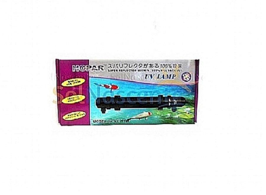 Hopar Filtro UV Esterilizier UV-24wts - 220V