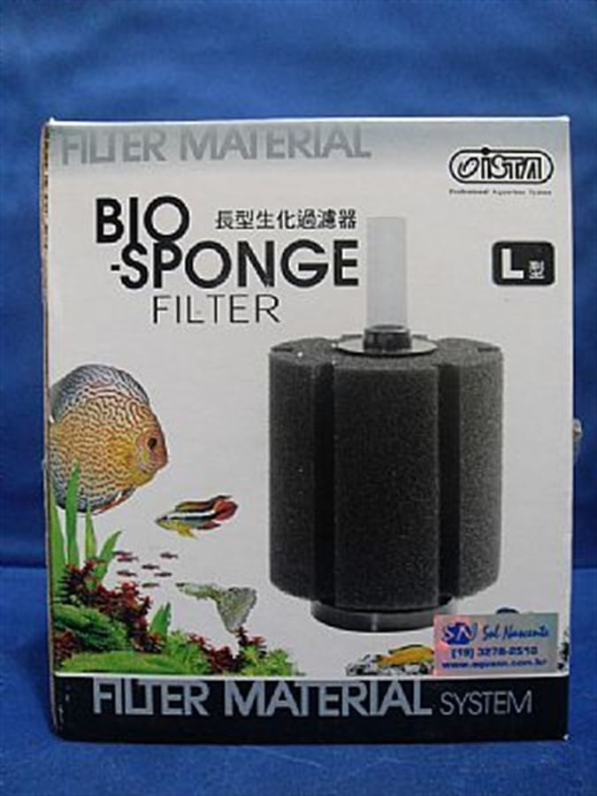 Ista Bio-Sponge -Filtro Espuma/ Esponja - Código I-149