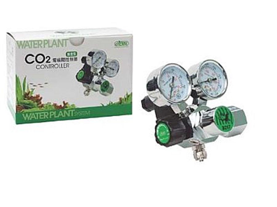 Ista CO2 regulador  I-533 ( com válvula solenóide )