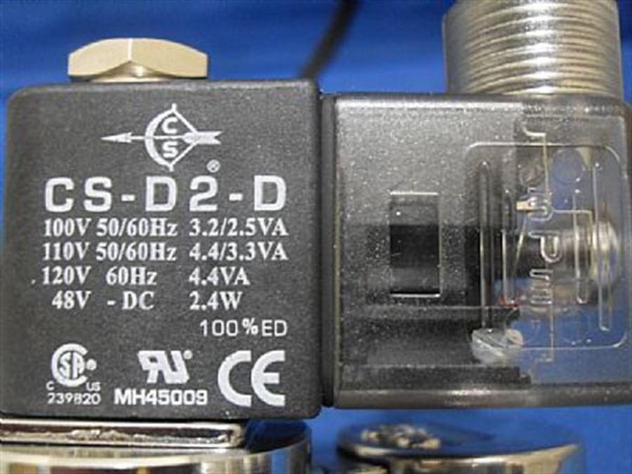 Ista Controlador CO2 Tipo Vertical - Código I-580