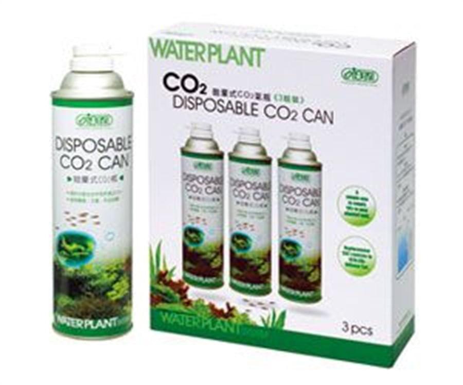 Ista Disposable CO2 Can ( 3 Refils da Lata de CO2)
