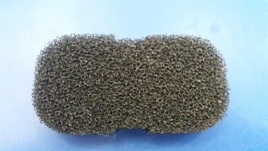 ista esponja preta (para filtro max care mini canister i-151)