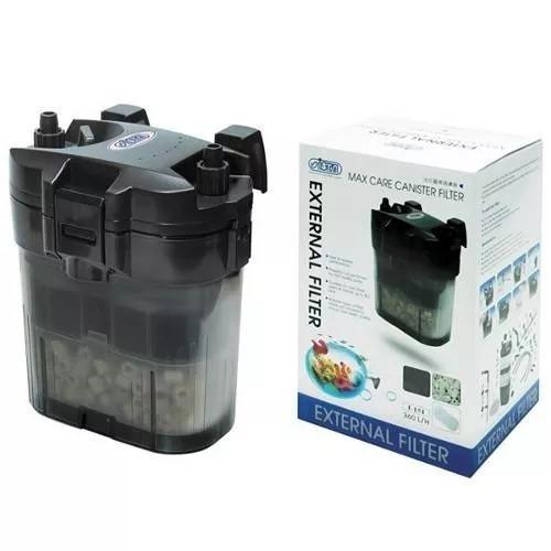 Ista Max Care Filter Canister 360L/H(Código I-151)Mini Canister)