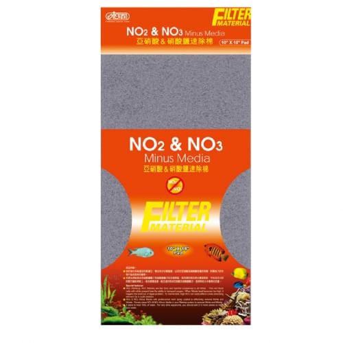 Ista Pad NO2 & NO3 Minus Media ? Fibra Filtrante Removedora 45X25cmX15mm - Código I-277