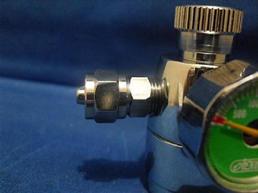 Ista Regulador de Pressão de CO2 - Código I-584