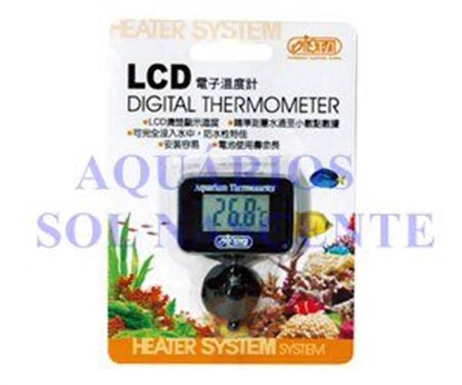 Ista Termometro Digital LCD(DIGITAL THERMOMETER) - Código I-623
