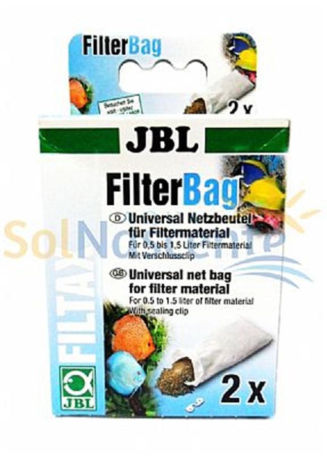 JBL FilterBag(Contém 2 unidades)