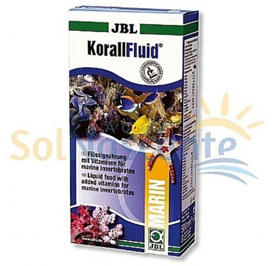 JBL KorallFluid(Alimento p/ Coral) 500ml