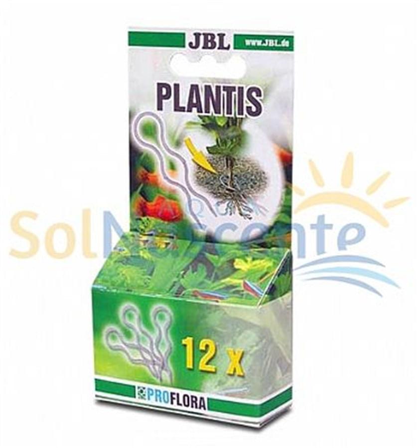 JBl Plantis Clip p/ Raizes c/ 12 unidadaes