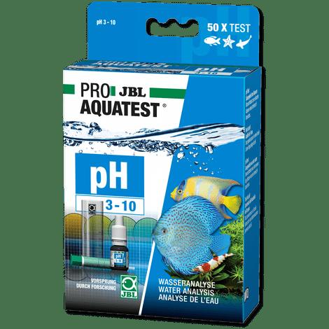 JBL PROAQUATEST pH 3,0-10,0