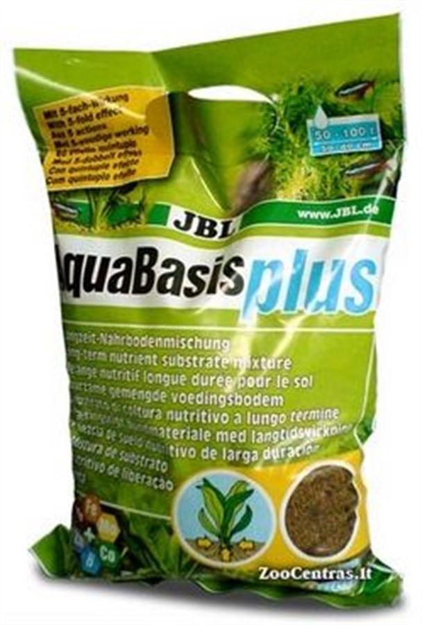 JBL Substrato AquaBasis Plus 2,5 Litros p/ 100 L