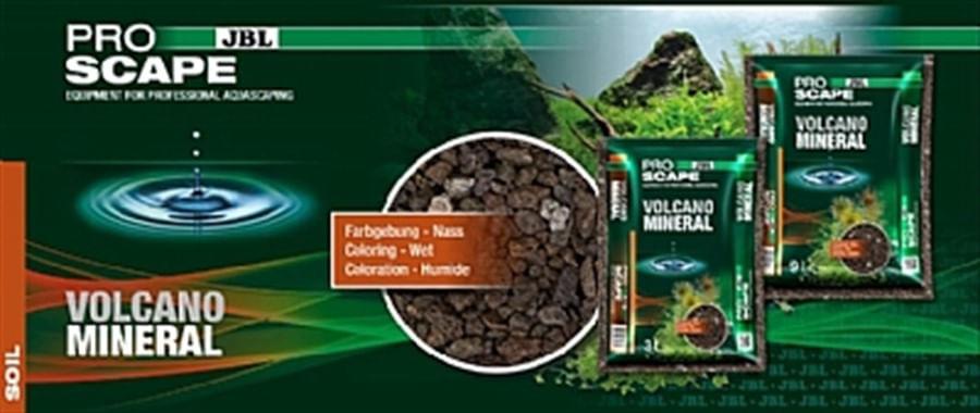 JBL Volcano Rocha Vulcanica Granulada 3 Litros
