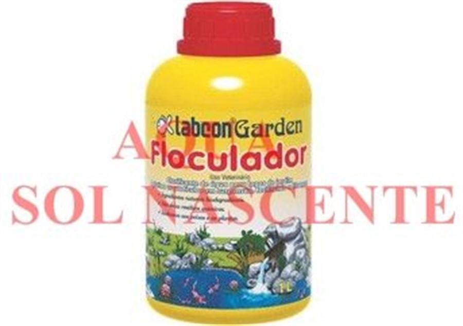 Labcon Garden Cristal (Floculador)  1 litro  (trata 56.700 litros)