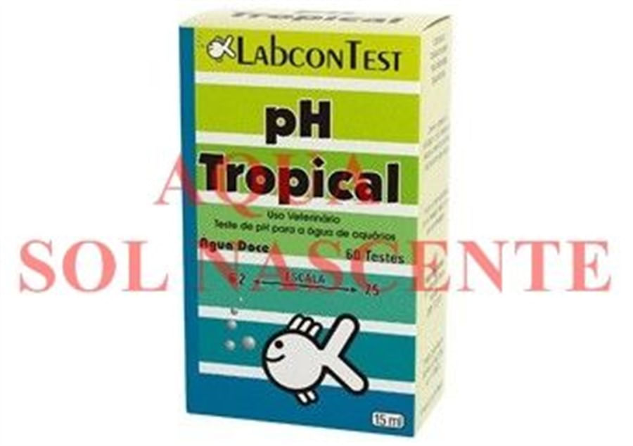 Labcon Teste de PH Doce 15ML