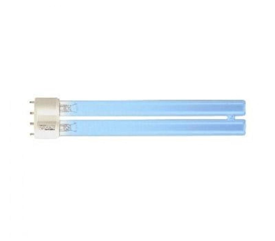 lampada pl 9w azul