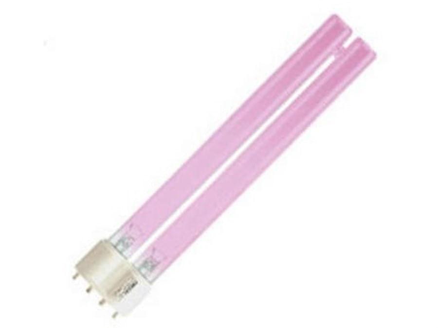 lampada pl rosa 55w (bivolt)