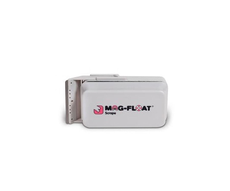 Mag float limpador magnético F0400 large com lâmina vidro 20mm