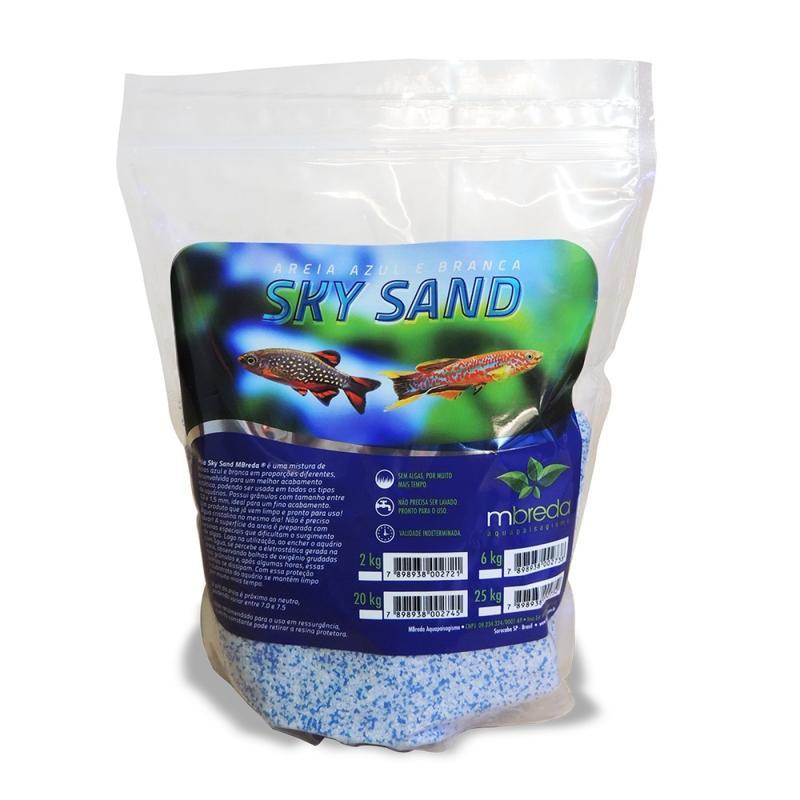 Mbreda Areia SKY SAND 2kg