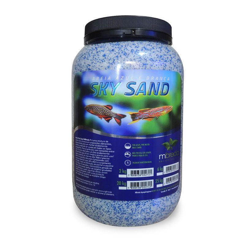 Mbreda Areia SKY SAND 6kg