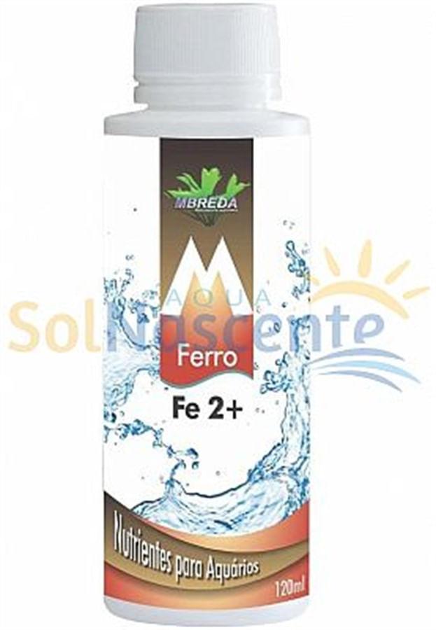 Mbreda Fertilizante Ferro Fé 120ml