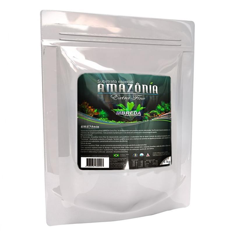 Mbreda Substrato Amazônia Extra Fino 1,5Kg