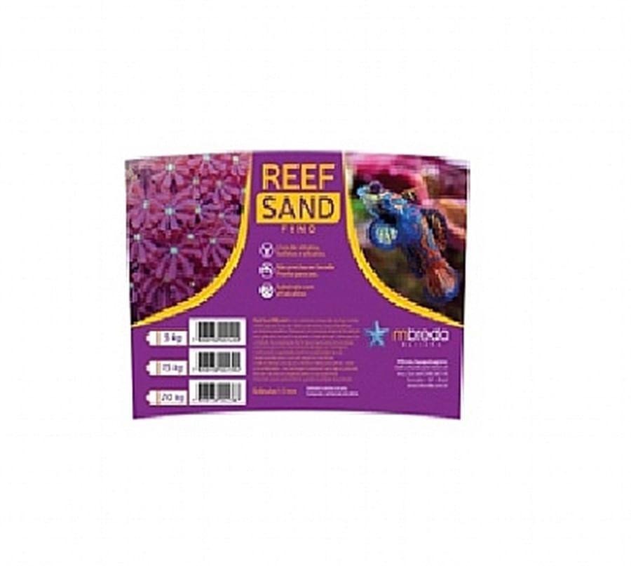 Mbreda Substrato Reef Sand Fino 5kg