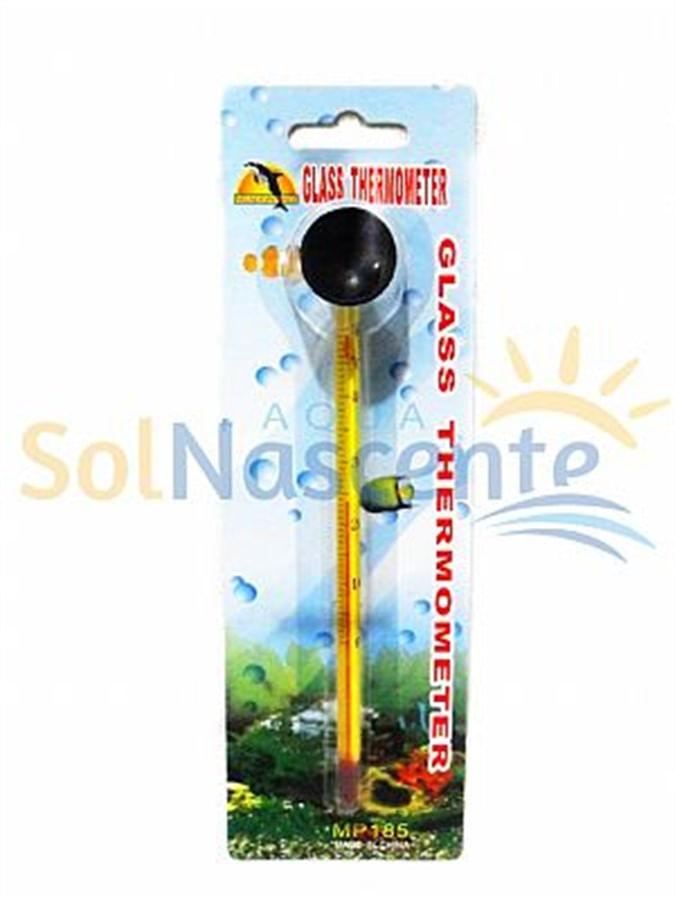 Meadow Pet Termômetro de Vidro C/ Ventosa MP-185