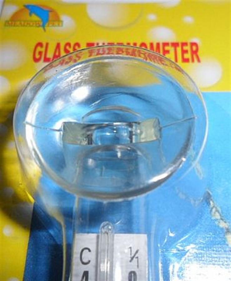 Meadow Pet Termômetro de Vidro com Ventosa MP-1794