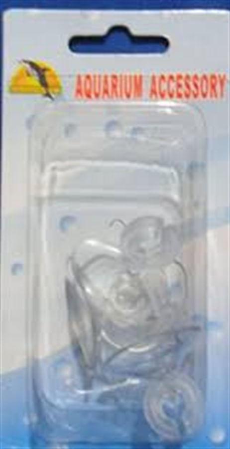 Meadow Pet Ventosas no Blister 6 mm 4un./pcte. (silicone)