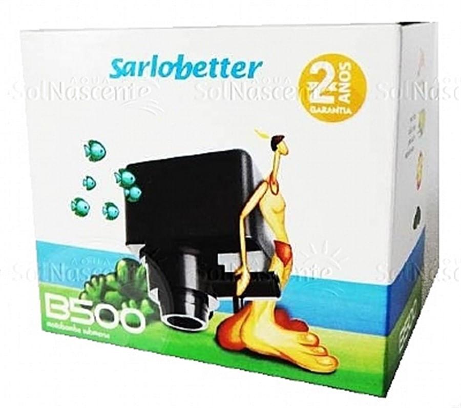 Moto Bomba Submersa Sarlo Better B500