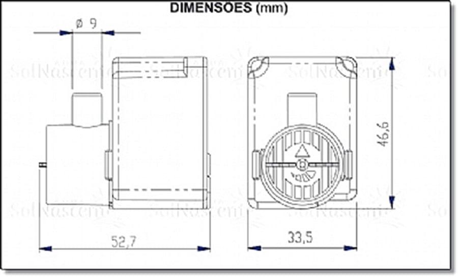 Moto Bomba Submersa Sarlo Better S160