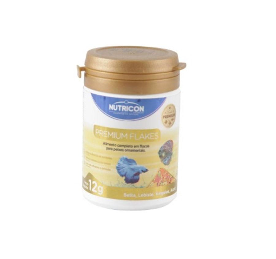 Nutricon Premium Flakes 12g