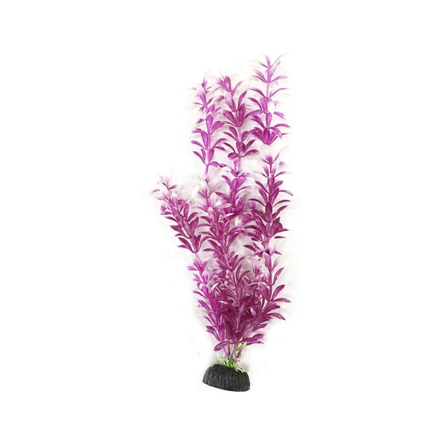Planta Plastica Soma Roxa 20cm (MOD. 422)