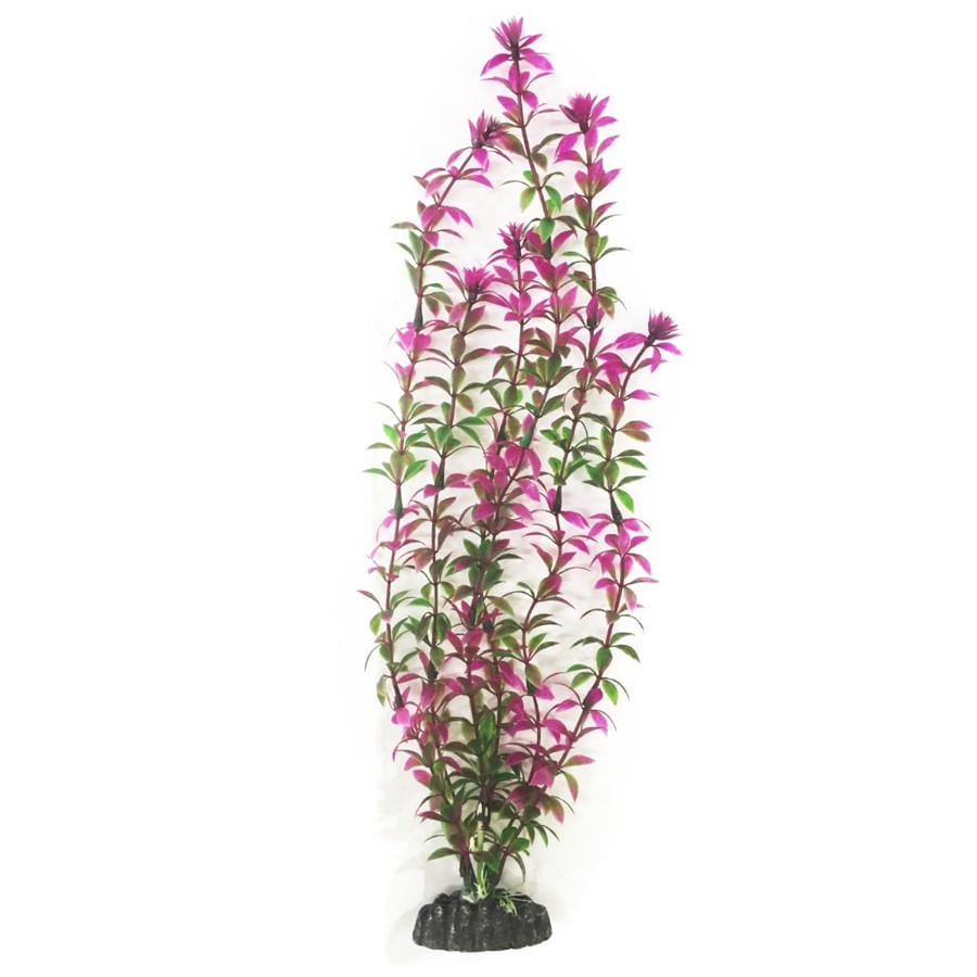 Planta Plastica Soma Roxa 40cm (MOD. 433)