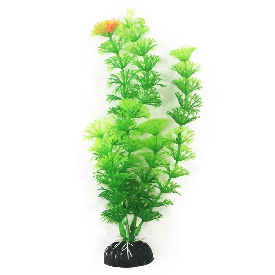 Planta Plastica Soma Verde 20cm (MOD. 409)